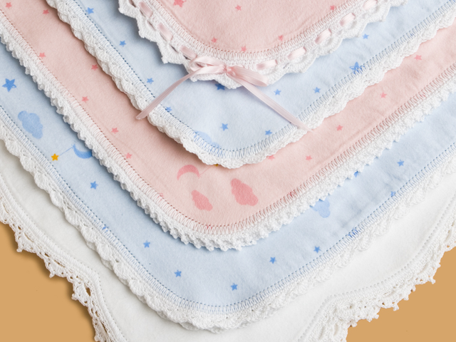 Crocheting Edges On Baby Blankets : Crochet Edges for Baby Blankets Cony Larsen Books - Crochet