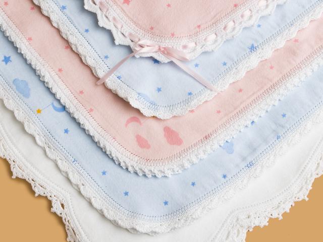 Crochet Edges for Baby Blankets Cony Larsen Books - Crochet