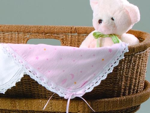 Fancy Crochet Edges For Baby Blankets Pattern Book 1